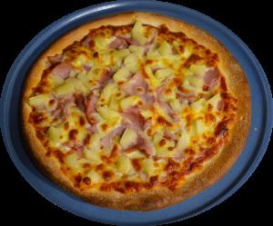 Ham & Pineapple